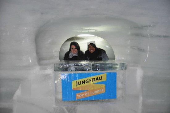 Jungfraujoch : Sonho