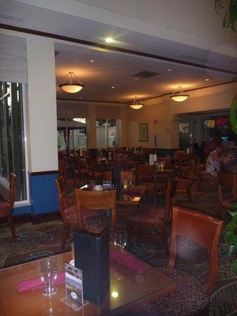Hilton Garden Inn Ft. Lauderdale SW/Miramar : Salle à manger, payant