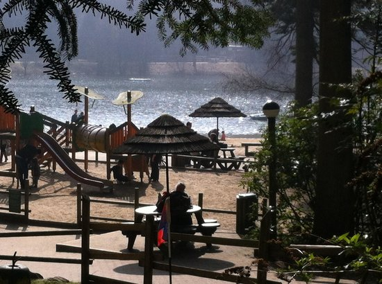 Center Parcs Longleat Forest: Beach day