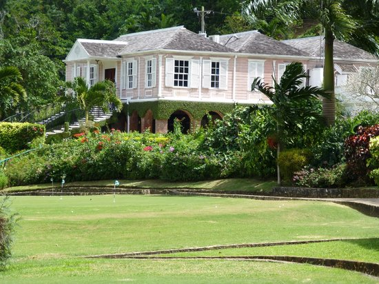 Sandals Golf & Country Club: Club house