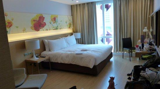 GLOW Pratunam : chambre