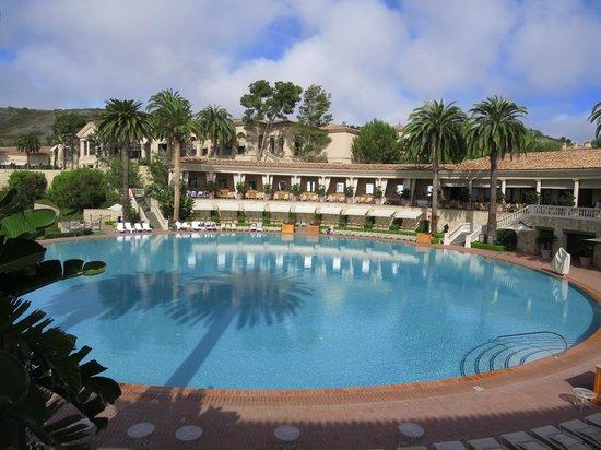 The Resort At Pelican Hill Huge Salt Water Pool