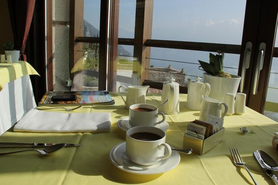Lefay Resort & Spa Lago di Garda: Breakfast table