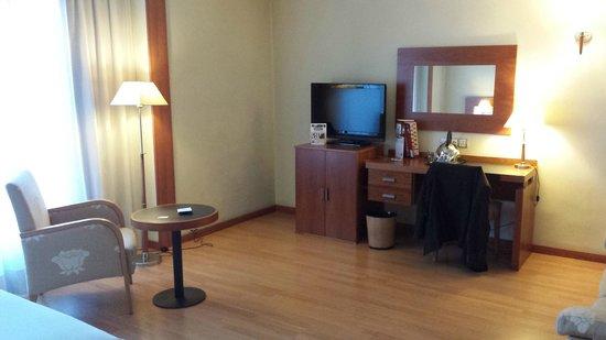 TRYP Madrid Plaza España: Room 4408