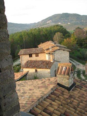 Agriturismo Borgo Castello Panicaglia : il borgo