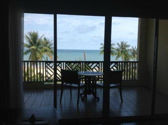 Palm Beach Resort & Spa: King Deluxe balcony