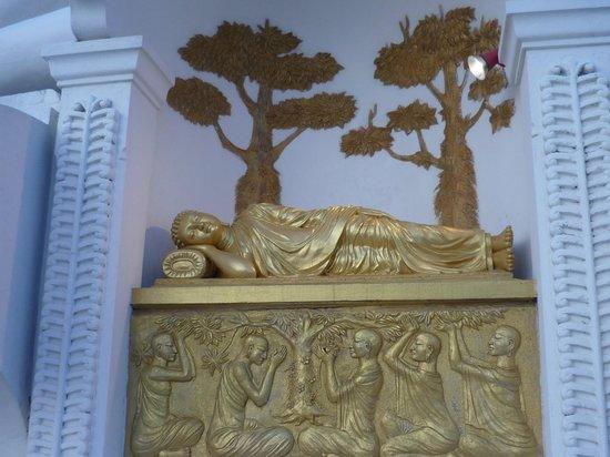 Rumasalla Mountain: Buddah tree