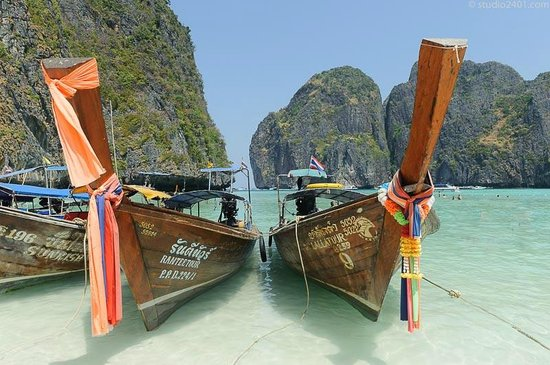 Patong Paragon Resort & Spa: Phi Phi Island, on ehour by speedboat