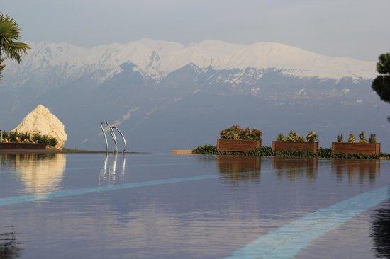 Lefay Resort & Spa Lago di Garda: From infinity lap pool
