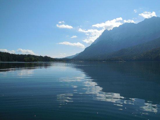 Eibsee: アイブ湖