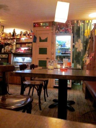Cafe Babalu: Upstairs area (from January 2012)