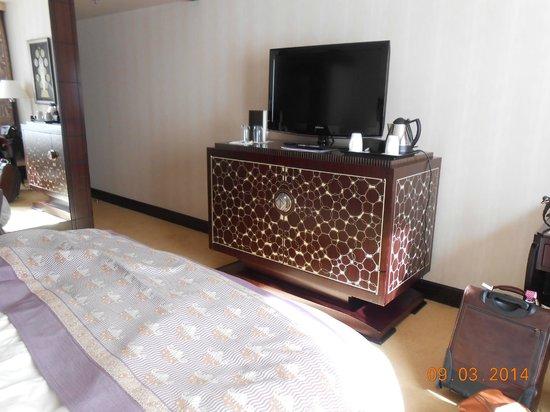 Hotel du Collectionneur: La chambre
