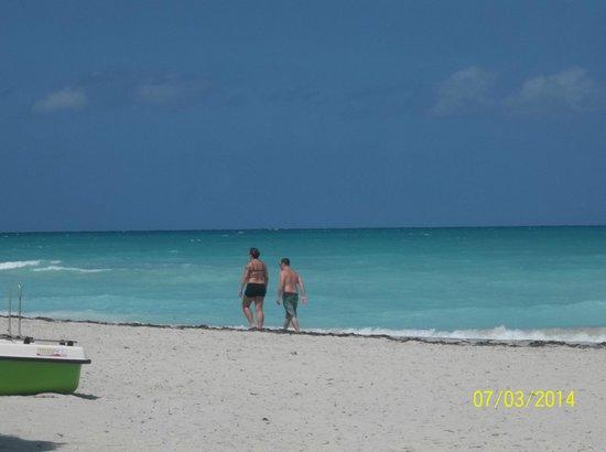 Paradisus Princesa del Mar Resort & Spa: Beautiful Beach