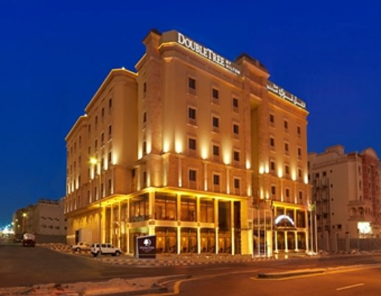 DoubleTree by Hilton Hotel Dhahran: Hotel Exterior