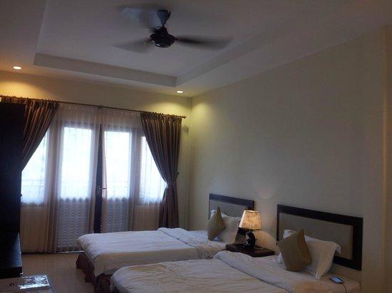 Bintan Spa Villa Beach Resort: Nice comfy beds