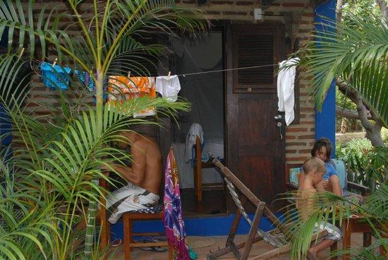 Pousada Vila Bela Vista: our nice room