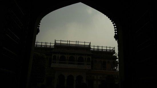 Arya Niwas : jaipur view