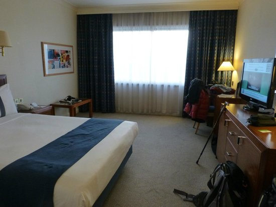 Holiday Inn London-Heathrow M4, Jct. 4: Bedroom