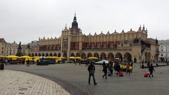 Marktplatz (Rynek Główny): Main Square
