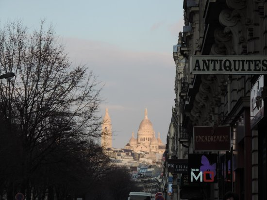 Hotel Darcet: Montmartre