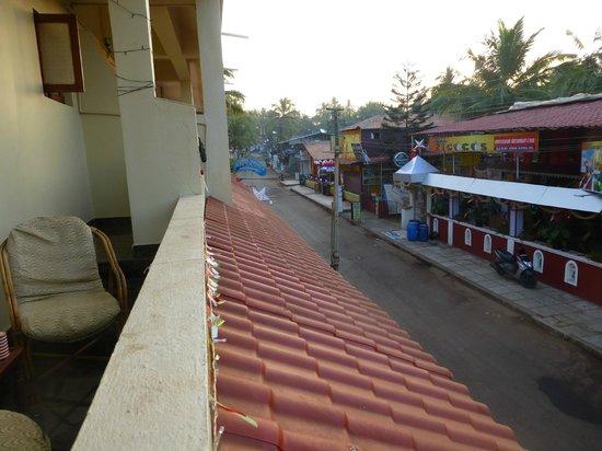 Alexandra's Hotel: street view