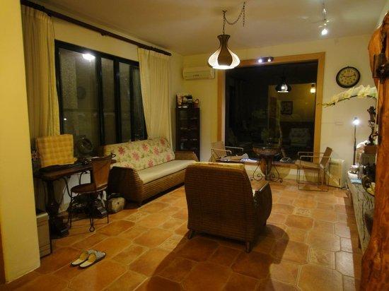 Echo villa: 客厅