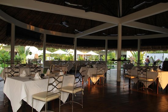 Navutu Dreams Resort & Wellness Retreat : Restaurant