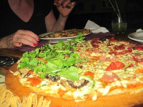 Bodega Restaurant Pizza Bar: Melhor pizza que ja comi!