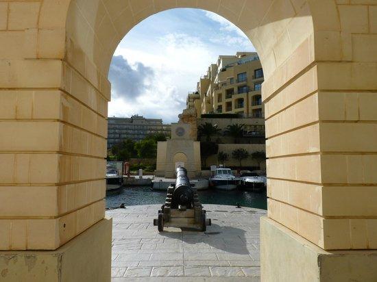 Portomaso Marina: Just lovely.