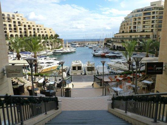 Portomaso Marina: A beautiful place to visit.