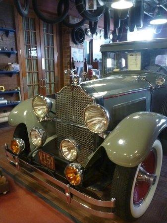 Fort Lauderdale Antique Car Museum: Auto exposé