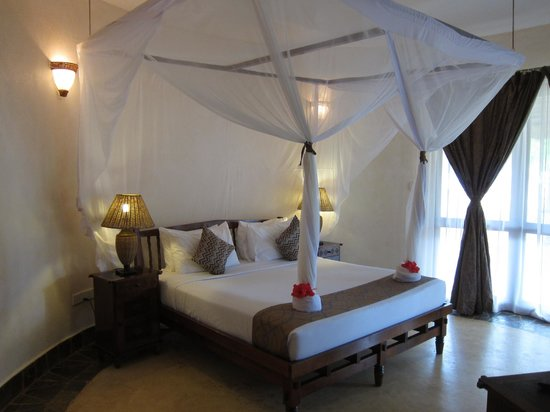 Ocean Paradise Resort & Spa: vue de la chambre