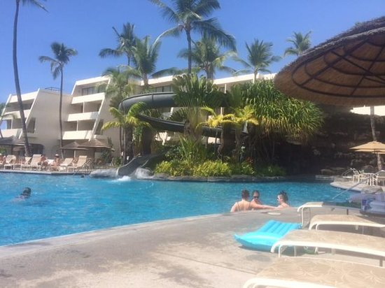 Sheraton Kona Resort & Spa at Keauhou Bay: View of the pool