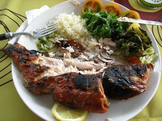 Griles: poisson frais