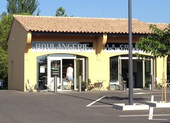 Boulangerie La Grillotine : Boulangerie