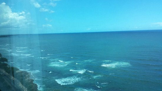Catalonia Santo Domingo: View of the Caribbean from Room