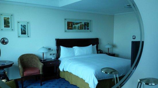 Catalonia Santo Domingo: Hilton Bed