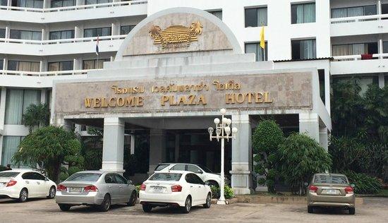 Welcome Plaza Hotel: наш отель