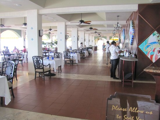 Sandals Grande Antigua Resort & Spa : Bayside Resturant