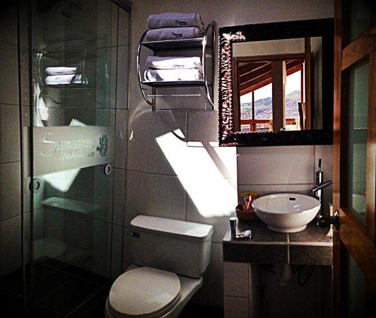 Samana Inn & Spa: Bathroom