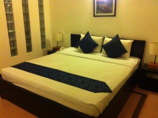 Frangipani Villa Hotel, Siem Reap: Bedroom