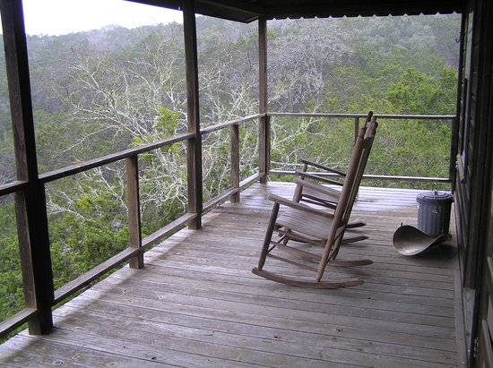Southwind Bed and Breakfast: Upstairs Porch