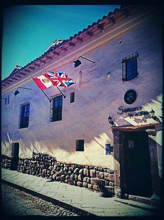 Samana Inn & Spa: Entrance