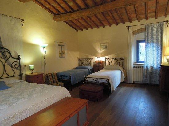 B&B Le Due Volpi: New look of Room Minerva, first floor