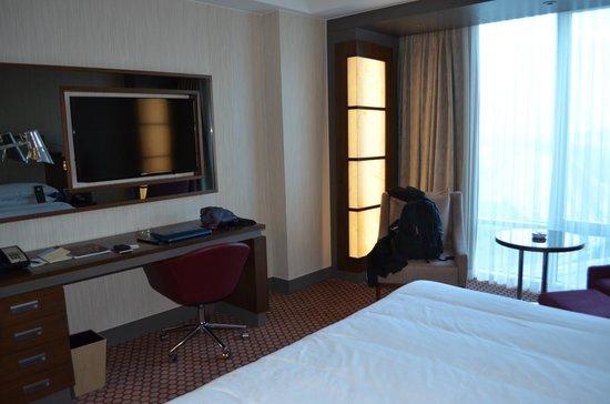 Sheraton Bursa Hotel : room