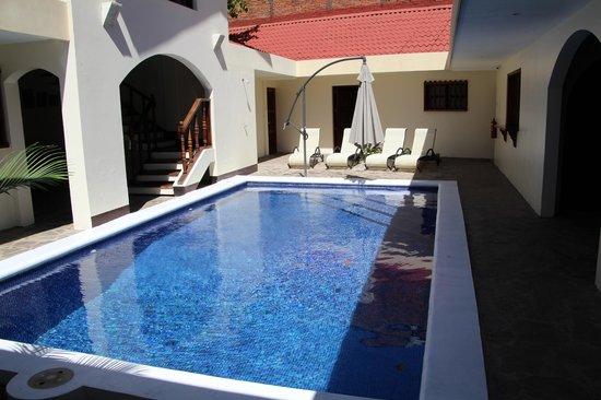 Hotel Flor de Sarta: piscine