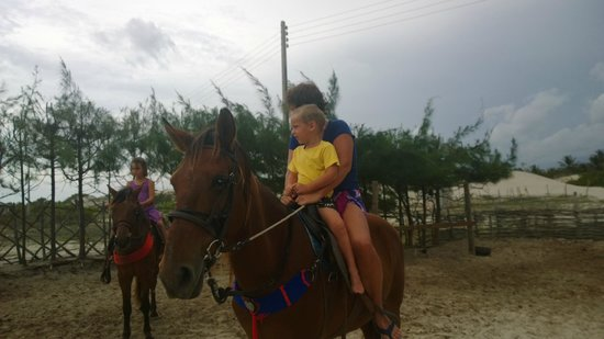 Vila Bela Vista Prea: Ausflug mit den Pferden