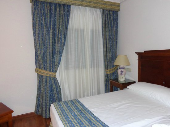 Hotel Fernando III : А вот и окно