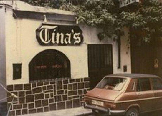 New Tina's Bar: When Tina's first opened. (1964)