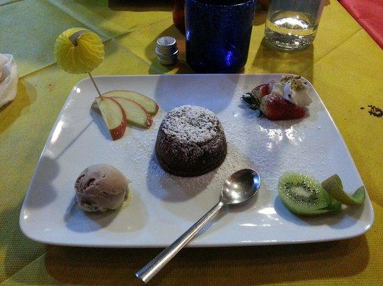 Passaparola : Tortino al cioccolato!